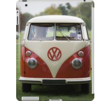 VW Campervan iPad Case/Skin