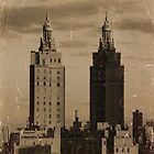 Manhattan building by Confundo