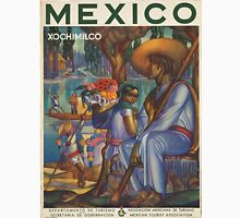 Vintage poster - Mexico Unisex T-Shirt