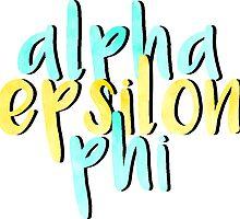 Aephi by sophhsophh