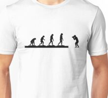 99 Steps of Progress - Memory Unisex T-Shirt