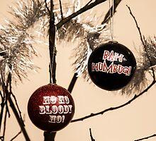 Ho ho bloody ho! by Jon Bradbury
