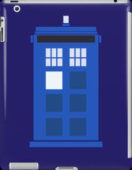 TARDIS by Rechenmacher
