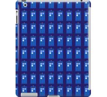Tardis Pattern iPad Case/Skin