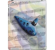 Ocarina Music 2 iPad Case/Skin