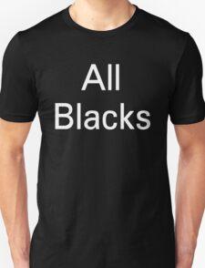 All Blacks T-Shirt