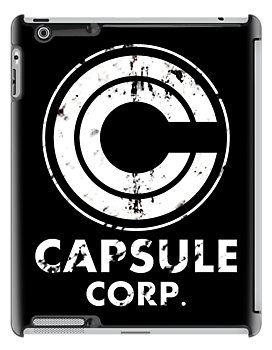 Capsule corp vintage version ( white ) by karlangas