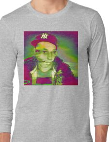 Distorted View Long Sleeve T-Shirt