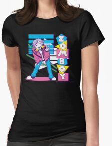 Skeleton Crew Zomboy Womens Fitted T-Shirt