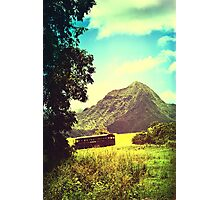 The Island of Lost Photographic Print
