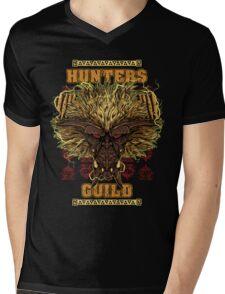 Hunters Guild - Rajang Mens V-Neck T-Shirt