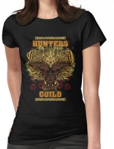 Hunters Guild - Rajang Womens Fitted T-Shirt