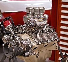 High-Performance Engine 27 by DaveKoontz