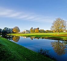 Bowling Green House 2 by Chris Thaxter