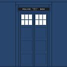 The TARDIS by LemonScheme