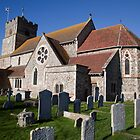 St Leonard's Church, Seaford UK by DJ-Stotty