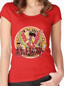 Pokemon Returns: Gold Women's Fitted Scoop T-Shirt