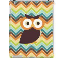 Owl {chevron} iPad Case iPad Case/Skin