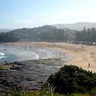 Austinmer Beach by marshstudio