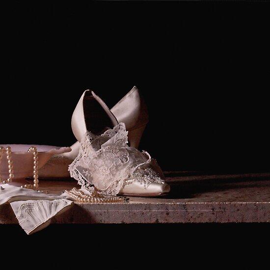 Madame Pompadour by Rachel Slepekis
