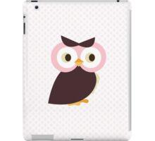 Owl {polka dots} iPad Case iPad Case/Skin