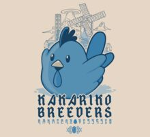 Kakariko Breeders by otzee