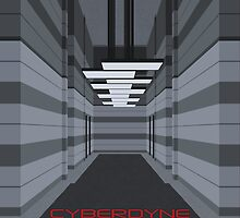 Cyberdyne Systems by scbb11Sketch