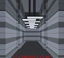 Cyberdyne Systems by scbb11Sketch