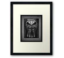 Eddie Iron Maiden Framed Print