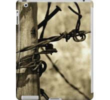 Don't Fence Me In 2 iPad Case iPad Case/Skin