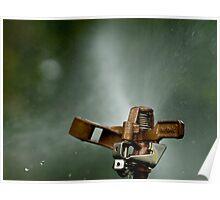 Spray Poster
