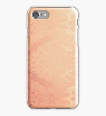Smoke Rose Fabric  iPhone Case/Skin