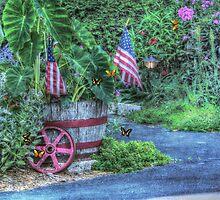 Garden Party by wiscbackroadz