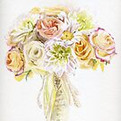 Fabulous Flowers Bouquet by Patsy Smiles