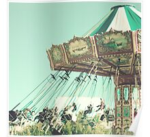 Swing Chairs  Poster