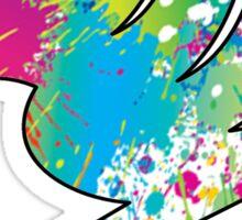 Paint Fairy Tail Logo Sticker