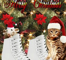 <º))))>< WE WISH U A MERRY CHRISTMAS <º))))><      by ╰⊰✿ℒᵒᶹᵉ Bonita✿⊱╮ Lalonde✿⊱╮