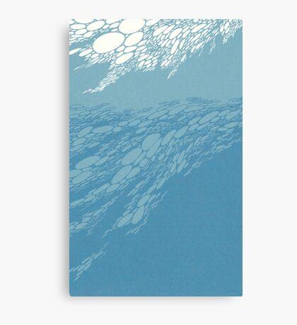 Boris - Flood Canvas Print