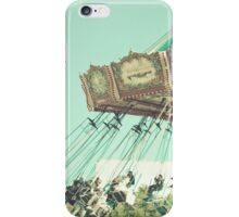 Swing Chairs  iPhone Case/Skin