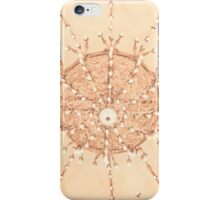 Ceiling lamp iPhone Case/Skin
