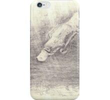 Platypus sketch iphone case iPhone Case/Skin