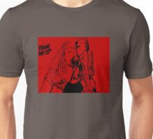 Marcie Get's The Axe Red Unisex T-Shirt