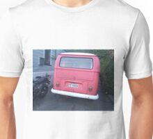 Red Car Unisex T-Shirt
