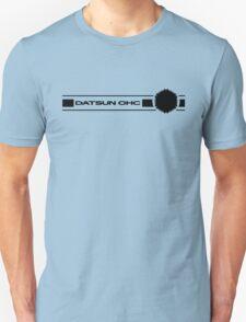 Datsun OHC (Black) T-Shirt
