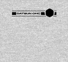 Datsun OHC (Black) Unisex T-Shirt