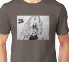 Marcie Get's The Axe Sketch Unisex T-Shirt