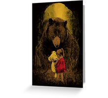 Is this your mom Teddy? Greeting Card