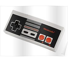 NES Controller  Poster