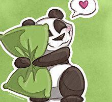 I <3 hugs by artemissart