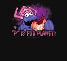 P is For Planet Unisex T-Shirt